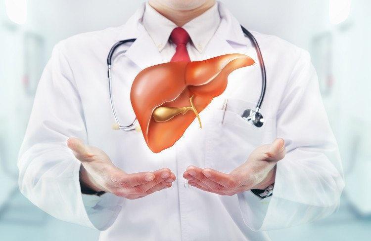 gan nhiễm mỡ - giảm sinh lý