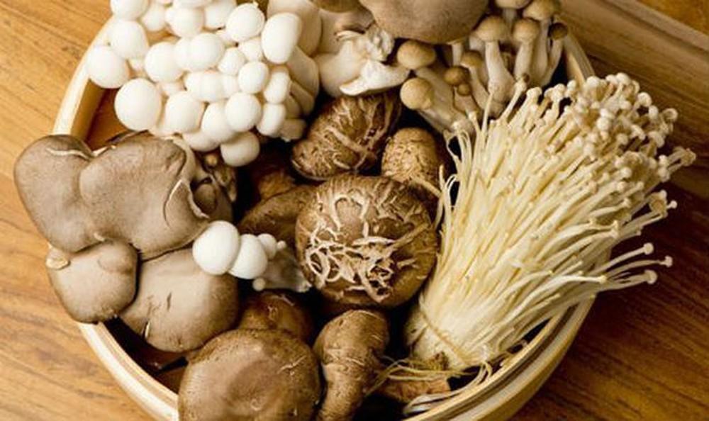 Nấm là thực phẩm tốt cho người bệnh cơ xương khớp