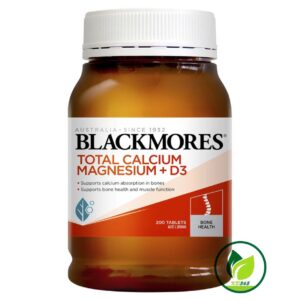 Blackmores total calcium