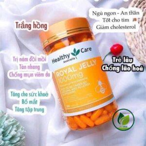 sua ong chua healthy care